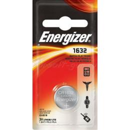 Enegizer batterie lithium CR 1632 3V