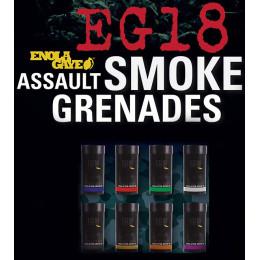 Enolagaye fumigène EG18 en divers coloris