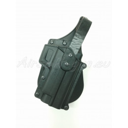 Fobus holster rigide paddle pour Sig P226/228 + Rail