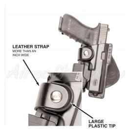 Fobus holster rigide tactical paddle rotatif pour Sig P226/228 H&K USP
