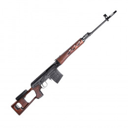 King arms sniper SVD dragunov aeg bois