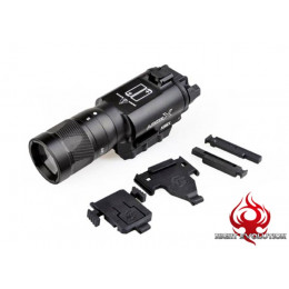 Night Evolution vampire tactical LED X300V pour GBB