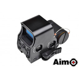 Red dot type holosight XPS 2-Z avec attache QD noir