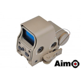 Red dot type holosight XPS 2-Z avec attache QD dark earth