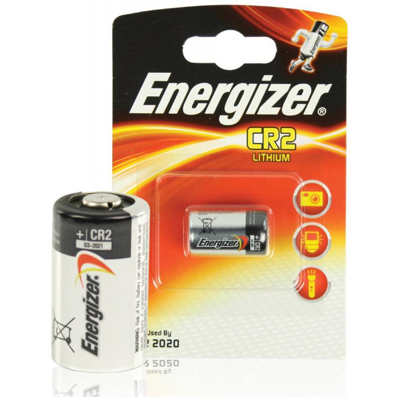 batterie cr2 3v lithium de marque energizer. Black Bedroom Furniture Sets. Home Design Ideas
