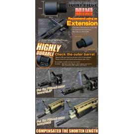 Extension de canon 14mm