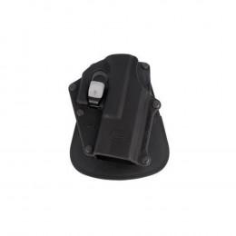 Fobus holster rigide paddle rotatif locking pour Glock 17/19