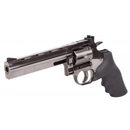 Revolver Dan Wesson 715 Steel Grey 6 pouces Co2