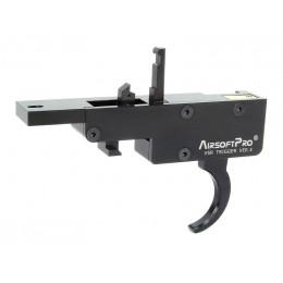 Trigger set CNC Version 3 pour VSR10, BAR10,M28,MB02, MB03, MB07, MB09, MB10, MB11
