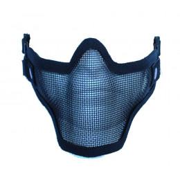 Masque de protection faciale V1 en noir