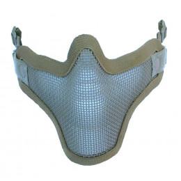 Masque de protection faciale V1 en Tan