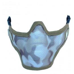 Masque de potection faciale V1 en camo desert