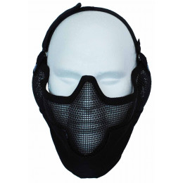 Masque de potection faciale V2 en Noir