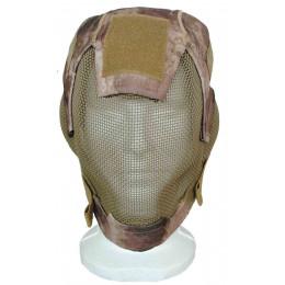Masque de protection faciale V6 en A-Tacs
