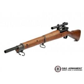 Sniper GM1903 A4 à gaz + lunette
