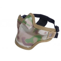 Masque de protection faciale V1 en multicam