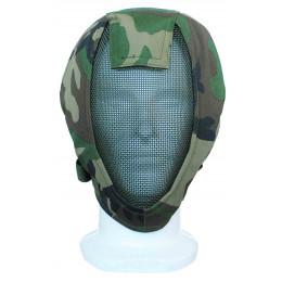 Masque de protection faciale V3 Woodland