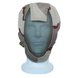 Masque de protection faciale V3 Desert 3 couleurs