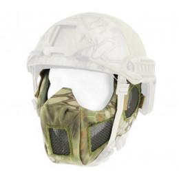 Masque de protection faciale version 9 Kryptek Mandrake