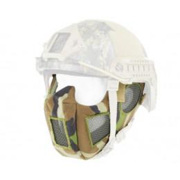 Masque de protection faciale version 9 Woodland