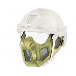Masque de protection faciale version 9 A-tacs FG