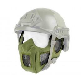 Masque de protection faciale version 9 Olive Drab