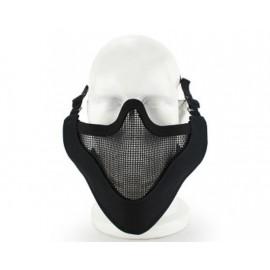Masque de protection faciale V4 en noir