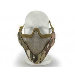 Masque de protection faciale V4 en Multicam