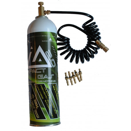 FPG flexible gaz pour GBB et GBBR impact arms