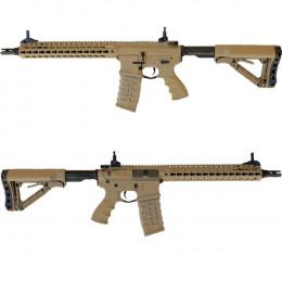 M4 CM16 SRXL avec mosfet AEG Tan
