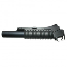 Lance grenade M203 military type long Noir