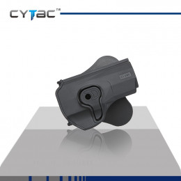 Holster polymer paddle droitier pour Beretta PX4 9mm