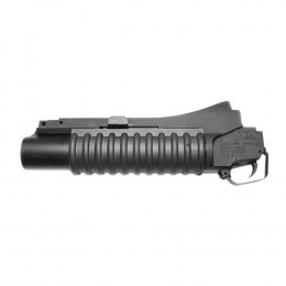 Lance grenade M203 military type short Noir