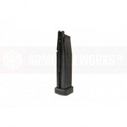 Chargeur noir AW pour réplique HX ou Hi-capa WE / TM