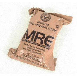 Ration de combat US MRE Meal ready to eat