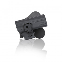 Holster polymer paddle droitier pour CZ P07 /09