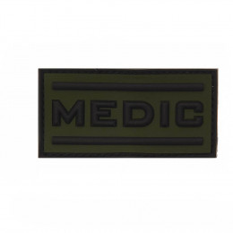 Patch PVC MEDIC avec velcro OD
