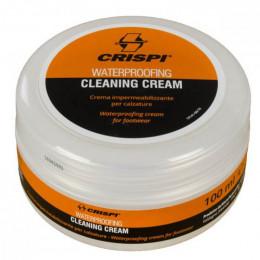 Crispi crème wax polish pour boots