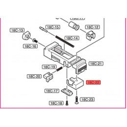 Stoppeur de sélecteur pour Glock 18C Tokyo Marui