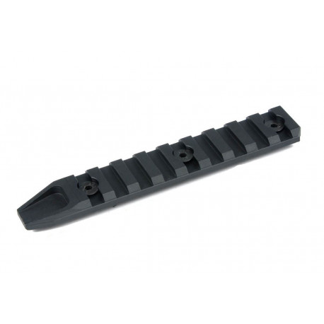 Rail picatiny 9 slots pour garde main Keymod