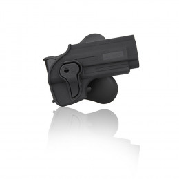 Holster polymer paddle droitier pour Beretta M92 /92FS