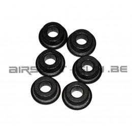 Bague métal bushing 6mm