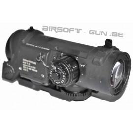 Specter Magnifier scope dot 4X Noir