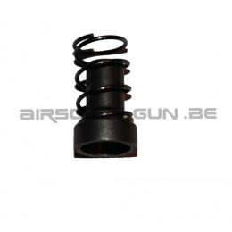Guide acier pour moteur axe long