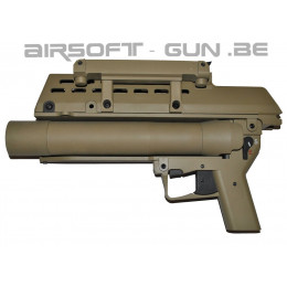 Lance grenade G36 dark earth