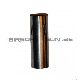 Cylindre chromé métal troué