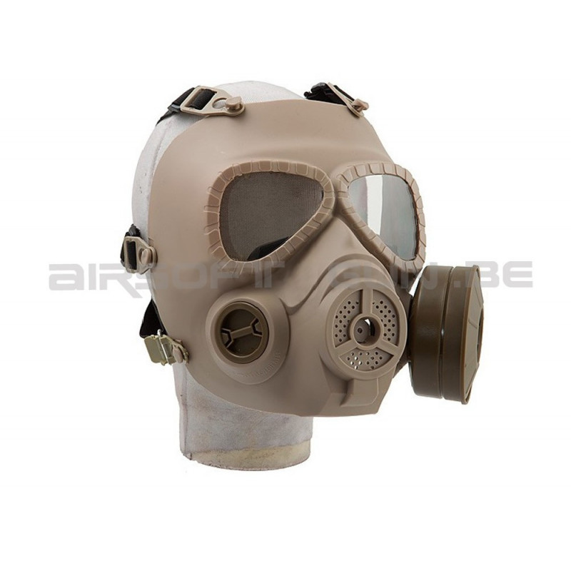 masque gaz m04 ventil tan airsoft gun. Black Bedroom Furniture Sets. Home Design Ideas