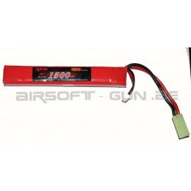 Lipo Kt 7.4V 20C 1500mah type baton