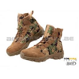 Infantry boots tactique Digital woodland