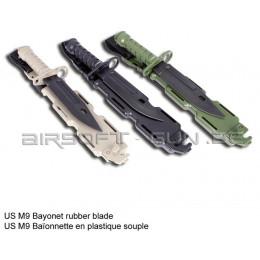 Bayonnet m9 divers coloris